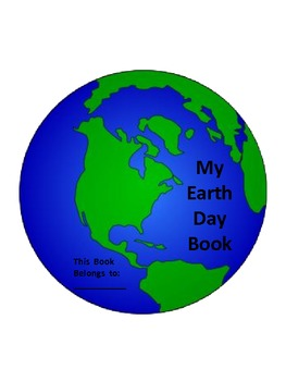 Earth Day Reproductible Book