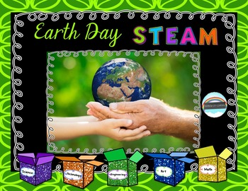 Earth Day STEAM