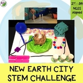 Earth Day STEM Challenge: New Earth City