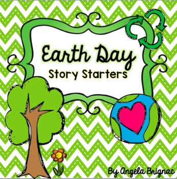 Earth Day Story Starters