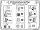 Earth Day Unit {Mini Booklet, Vocab. Cards, Quick Checks,