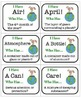Earth Day Vocabulary Activities - Revised 2015!