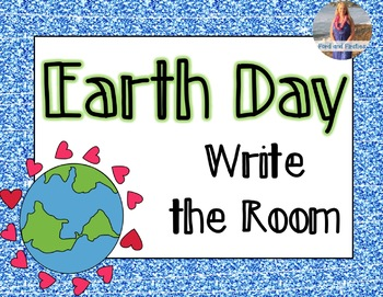 Earth Day Write the Room!