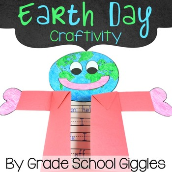 Free Earth Day Craftivity