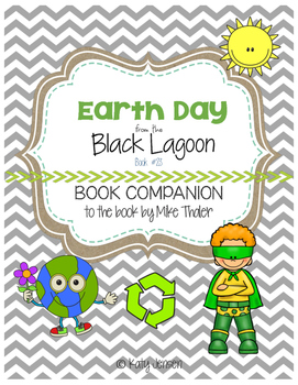 Earth Day from the Black Lagoon Book Companion