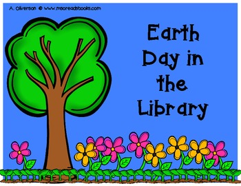 Earth Day in the Library
