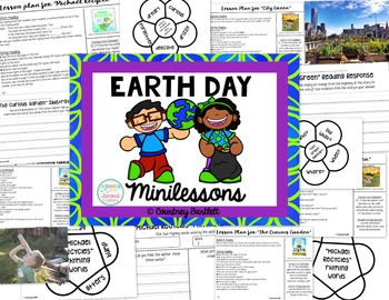 Earth Day minilesson pack