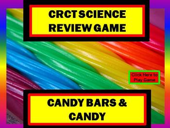 Earth, Physical, and Life Science CRCT COMMON CORE CONTENT