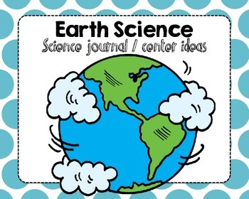 Earth Science Center and Journal Pages