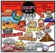 Earth Science-Rocks & Fossils Clip Art Big Bundle
