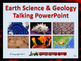 Earth Science & Geology Talking PowerPoint & Four Puzzle Pack