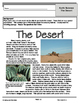 Earth Science Passages Differentiated (Lexiles 625-875)