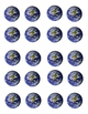 Earth, Sun, and Moon revolution Cards