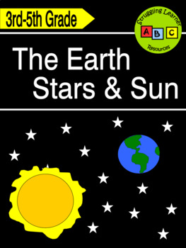 Earth, Sun, and Stars BUNDLE