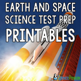 Earth and Space Printables