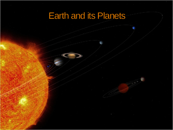 Earth and it's Planets