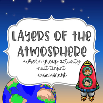 Earth's Atmosphere!