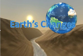 Earth's Changes PowerPoint Readers' Theater