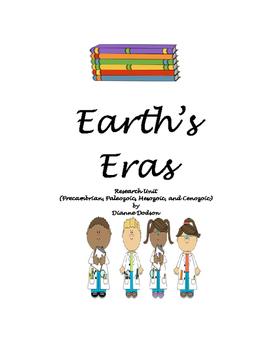 Earth's Eras Research Unit