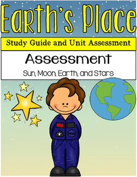 Earth's Place in the Universe Assessment