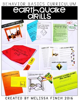 Earthquake Drills- Behavior Basics Program for Special Education