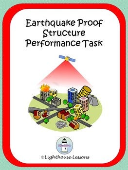 Earthquake Proof Structure Performance Task