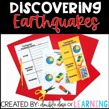 Earthquake Unit with PowerPoint