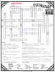 Earthquakes Crossword
