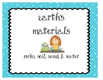 Earth's Basic Materials Journal