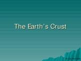 Earths Crust - Earthquakes PowerPoint Presentation Lesson Plan