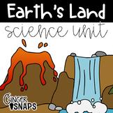 Earths Land Unit