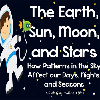Earth's Place in the Universe -Patterns in the earth, moon