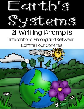 Earth's Systems Writing Prompts