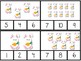 Easter 1:1 Correspondence Touch Counting Cards for Special