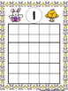 Easter 10 Frame Math Centers for Numbers 1-30