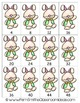 Easter Math A Quick and Easy to Prep Multiply By Four Center Game
