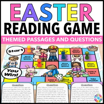Easter Activity: Easter Reading Game
