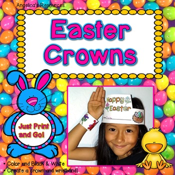 Easter : Crowns and Wristbands