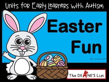 Easter: A language development unit