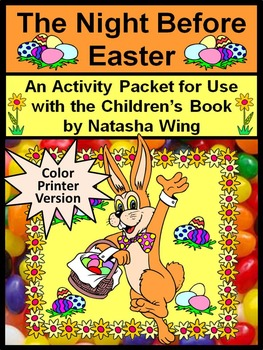 Easter Reading Activities: The Night Before Easter Activit