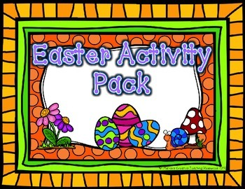 Easter Activity Pack {Australian Version}