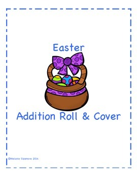Easter Addition Roll and Cover