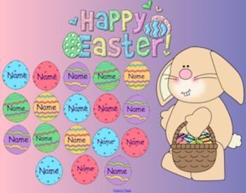 Easter Attendance SMART