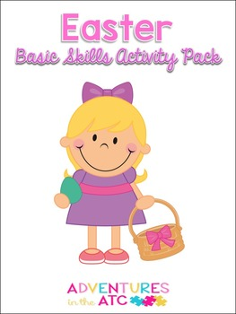 Easter Basic Skills Activity Pack
