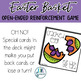 Easter Basket Builder: Open Ended Game: Great for Speech a