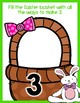 Easter Basket Number Sense Activity {Representing Numbers 0-20}
