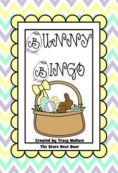 Easter Beginning Blend Bingo