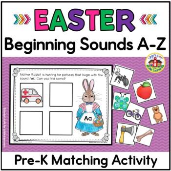 Easter Beginning Sound Matching