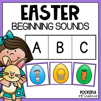 Easter Beginning Sounds