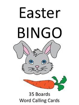 Easter Bingo!